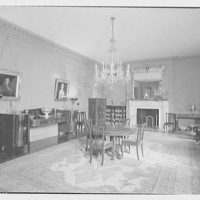 Patterson House (Washington Club), 15 Dupont Circle N.W. Interior of Washington Club II