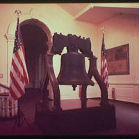 Pennsylvania. Liberty Bell in Independence Hall II