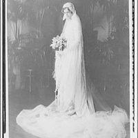 Portrait photographs. Bride VI