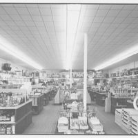 Potomac Electric Power Co. air conditioning and lighting. Hardware store in Anacostia