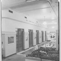 Potomac Electric Power Co. air conditioning and lighting. Hecht store elevators II