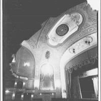 Potomac Electric Power Co. air conditioning and lighting. Loew's Fox Theatre I