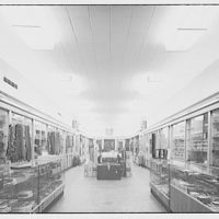 Potomac Electric Power Co. air conditioning and lighting. Maxis store on 9th St. II
