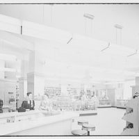 Potomac Electric Power Co. air conditioning and lighting. Porter St. drugstore I