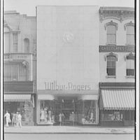 Potomac Electric Power Co. air conditioning and lighting. Wilbur-Rogers exterior