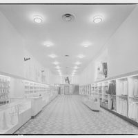 Potomac Electric Power Co. air conditioning and lighting. Wilbur-Rogers interior