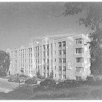 Potomac Electric Power Co. apartments and kitchens. Cafritz Apartments on 18th St. VII
