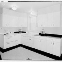 Potomac Electric Power Co. apartments and kitchens. Charleston House kitchen II