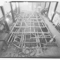 Potomac Electric Power Co. Benning plant. Construction for frequency changer at Benning plant IV