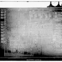 Potomac Electric Power Co. Board grid with layout of power flow II