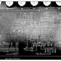 Potomac Electric Power Co. Board grid with layout of power flow III