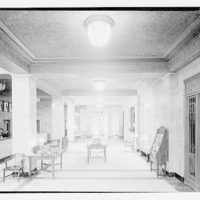 Potomac Electric Power Co. Building. Potomac Electric Power Co. store interior VI