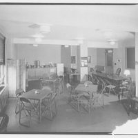 Potomac Electric Power Co. Building. Women's club room in Potomac Electric Power Co. Building II