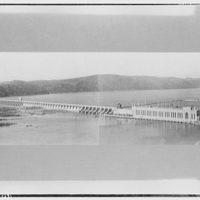 Potomac Electric Power Co. Buzzard Point plant. Safe Harbor electric dam