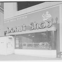 Potomac Electric Power Co. commercial kitchens, restaurants and lighting. Donut Shop I