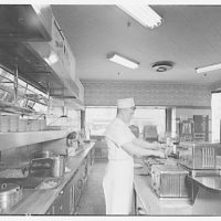 Potomac Electric Power Co. commercial kitchens, restaurants and lighting. Donut Shop II