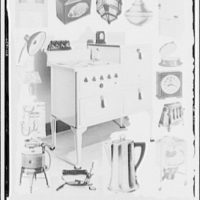 Potomac Electric Power Co. electric appliances. Appliances montage II