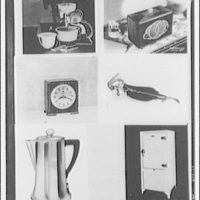 Potomac Electric Power Co. electric appliances. Electrical appliances (six)