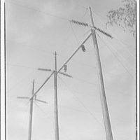 Potomac Electric Power Co. Line construction to Indian Head V