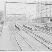 Potomac Electric Power Co. miscellaneous. Railroad scene at 9th St. and Virginia Ave. S.W. III