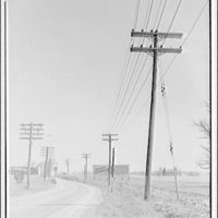Potomac Electric Power Co. Power line near Washington Grove VII