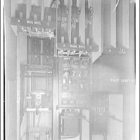 Potomac Electric Power Co. substations. Bunker Hill Rd. substation III