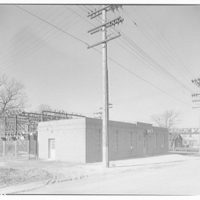 Potomac Electric Power Co. substations. Rockville substation, Maryland