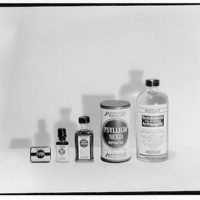 Product photographs. Various bottles of pharmaceutical products II