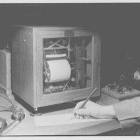 Radios. Automatic recorder