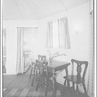 Rocky Mount Lumber Co. Portable house interior IV