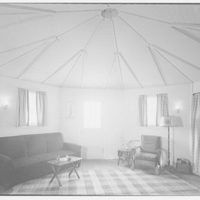 Rocky Mount Lumber Co. Portable house interior V