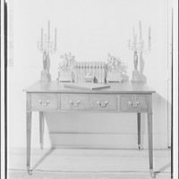 Schuyler & Lounsbery. Furniture III, Schuyler & Lounsbery