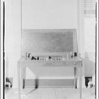 Schuyler & Lounsbery. Furniture V, Schuyler & Lounsbery