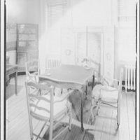 Schuyler & Lounsbery. Furniture VI, Schuyler & Lounsbery