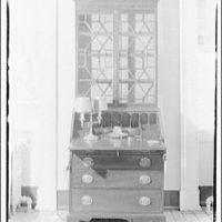 Schuyler & Lounsbery. Furniture VII, Schuyler & Lounsbery