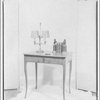 Schuyler & Lounsbery. Furniture XXXI, Schuyler & Lounsbery