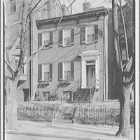Schuyler & Lounsbery, shop at 1409 20th St. Exterior, Schuyler & Lounsbery