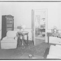 Schuyler & Lounsbery, shop at 1409 20th St. Interior of Schuyler & Lounsbery V