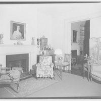 Schuyler & Lounsbery, shop at 1409 20th St. Interior of Schuyler & Lounsbery VII