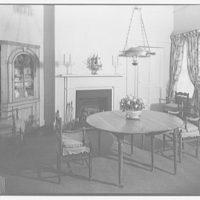 Schuyler & Lounsbery, shop at 1409 20th St. Interior of Schuyler & Lounsbery II