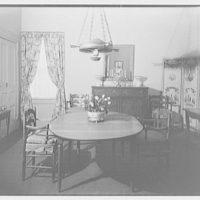 Schuyler & Lounsbery, shop at 1409 20th St. Interior of Schuyler & Lounsbery III