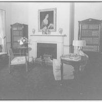 Schuyler & Lounsbery, shop at 1409 20th St. Interior of Schuyler & Lounsbery VI