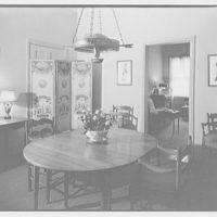 Schuyler & Lounsbery, shop at 1409 20th St. Interior of Schuyler & Lounsbery IV