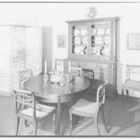Schuyler & Lounsbery, shop at 1409 20th St. Interior, Schuyler & Lounsbery X