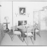 Schuyler & Lounsbery, shop at 1409 20th St. Interior, Schuyler & Lounsbery VII