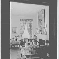 Schuyler & Lounsbery, shop at 1409 20th St. Schuyler & Lounsbery shop interior IV