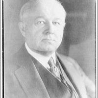 Senator Goff. Portrait of Senator Goff III