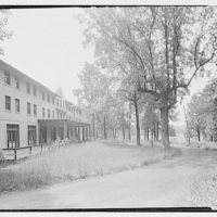 Shady Rest Sanatorium. Sanatorium exterior and surrounding area I