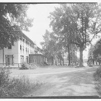 Shady Rest Sanatorium. Sanatorium exterior and surrounding area IV