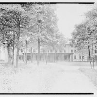 Shady Rest Sanatorium. Sanatorium exterior and surrounding area V